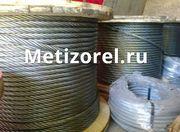 Трос стальной  ГОСТ 3241 91 общего назначения с металлическим сердечником типа ТК