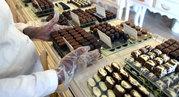 Упаковщик на производство шоколада