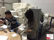 Упаковщик на производство салфеток