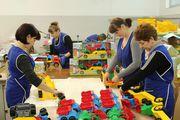 Упаковщик  на производство игрушек