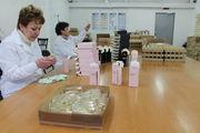 Комплектовщик на парфюмерное производство