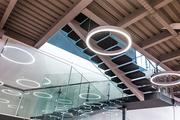 Освещение офиса компании «ВИПСЕРВИС»