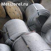 Трос грузолюдской ГЛ лифтовой ГОСТ 3077 80